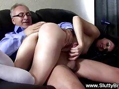 Vrbangers-chica sexo casero con señoras mayores